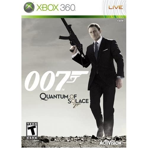 Image 0 of James Bond 007: Quantum Of Solace For Xbox 360 Shooter