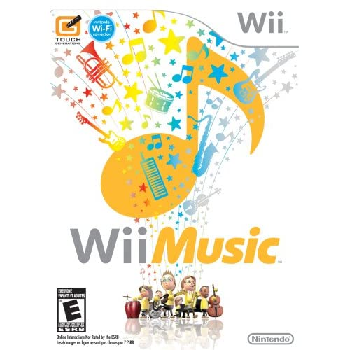 Image 0 of Wii Music For Wii And Wii U