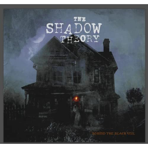 Image 0 of Behind The Black Veil By Shadow Theory On Audio CD Album 2011 Rock