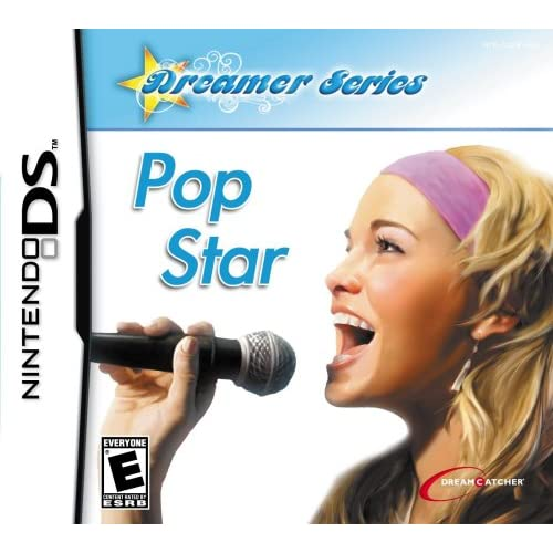 Image 0 of Dreamer Series: Pop Star For Nintendo DS DSi 3DS 2DS Music