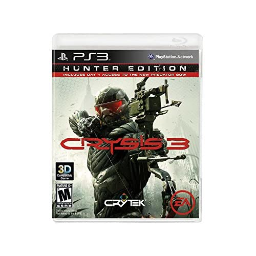Image 0 of Crysis 3 For PlayStation 3 PS3