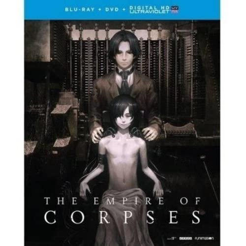 Image 0 of Project Itoh: The Empire Of Corpses Blu-Ray On Blu-Ray With Jason Liebrecht Anim