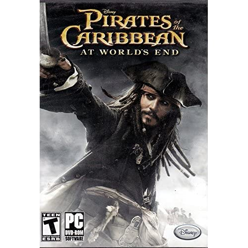 Image 0 of Pirates Of The Caribbean: At World's End PC Software Disney