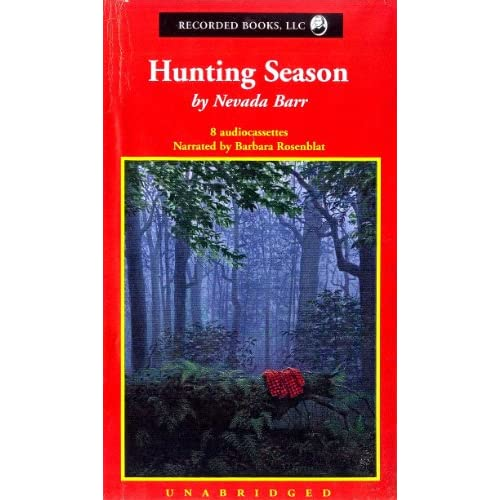 Image 0 of Hunting Season Unabridged Audiobook Recorded Books By Barr Nevada