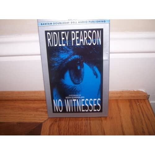 Image 0 of No Witnesses By Ridley Pearson On Audio Cassette
