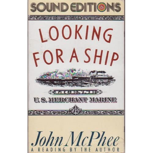 Image 0 of Looking For A Ship By John Mcphee On Audio Cassette
