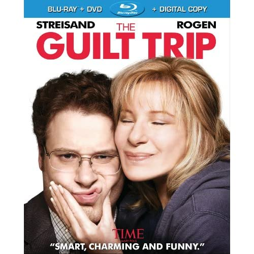 Image 0 of The Guilt Trip Two-Disc Blu-Ray/dvd Combo On Blu-Ray With Barbra Streisand 2