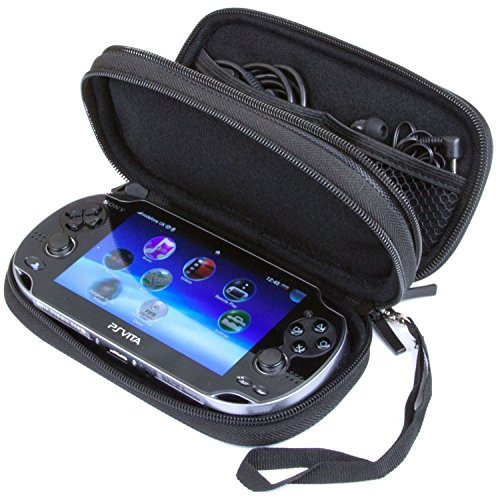 Butterfox Double Compartment Carry Case For Ps Vita And Ps Vita Slim Psv 2000 Fo