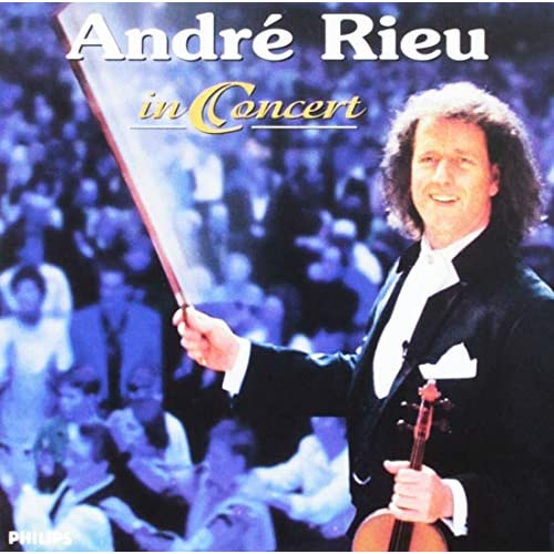 Image 0 of Andre Rieu In Concert By Andre Rieu On Audio CD Album 1998