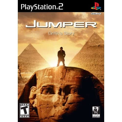 Image 0 of Jumper: Griffin's Story For PlayStation 2 PS2