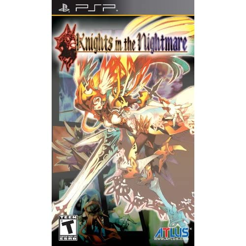 Image 0 of Knights In The Nightmare Sony For PSP UMD