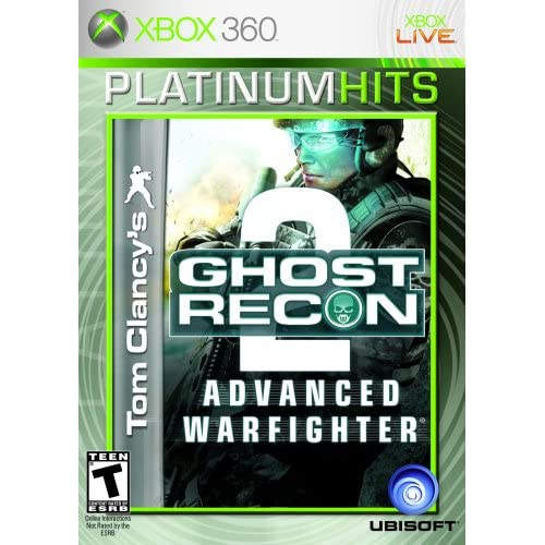 Tom Clancy's Ghost Recon Advanced Warfighter 2 For Xbox 360 Shooter