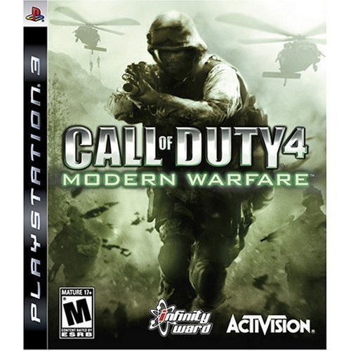 Image 0 of PS3 Call Of Duty 4 Modern Warfare For PlayStation 3 COD