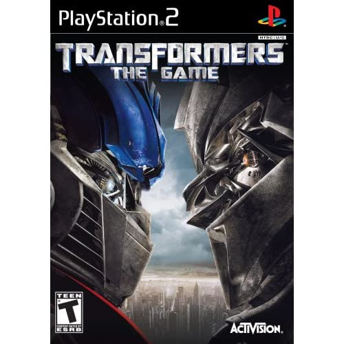 Image 0 of Transformers The Game For PlayStation 2 PS2