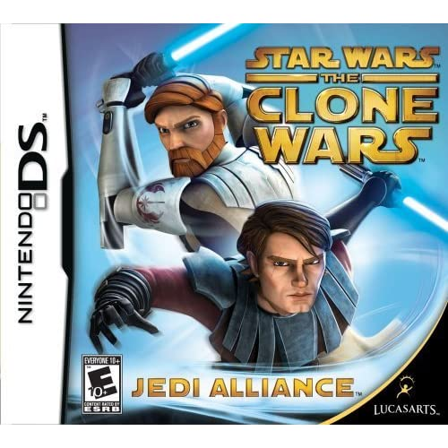 Image 0 of Star Wars The Clone Wars: Jedi Alliance For Nintendo DS DSi 3DS