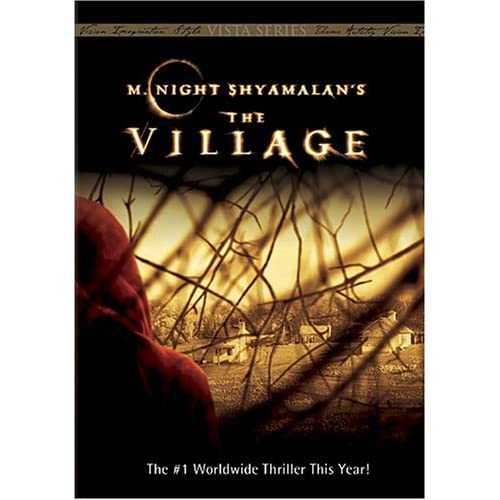Image 0 of The Village Full Screen Edition Vista Series On DVD With Joaquin Phoenix