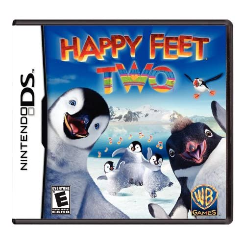 Image 0 of Happy Feet Two: The Videogame For Nintendo DS DSi 3DS 2DS
