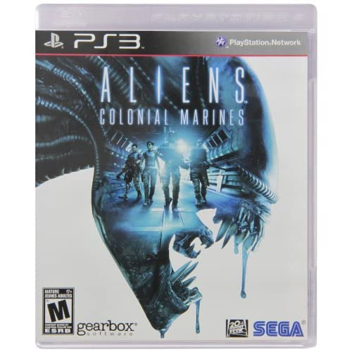 Aliens: Colonial Marines For PlayStation 3 PS3 Shooter