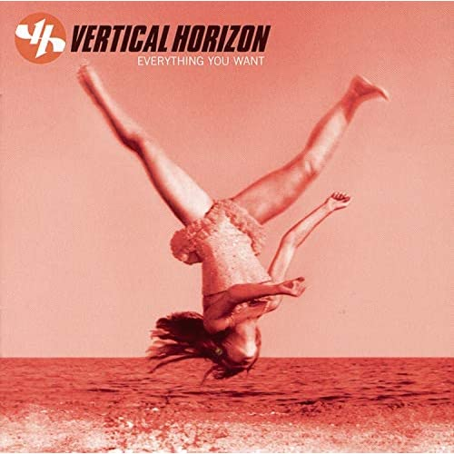 Image 0 of Everything You Want By Vertical Horizon On Audio CD Album 2010