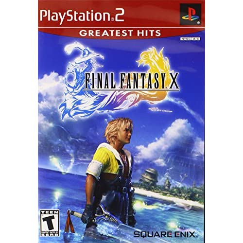Image 0 of Final Fantasy X For PlayStation 2 PS2