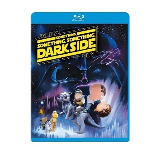 Family Guy: Something Something Something Dark Side Blu-Ray On Blu-Ray With Seth