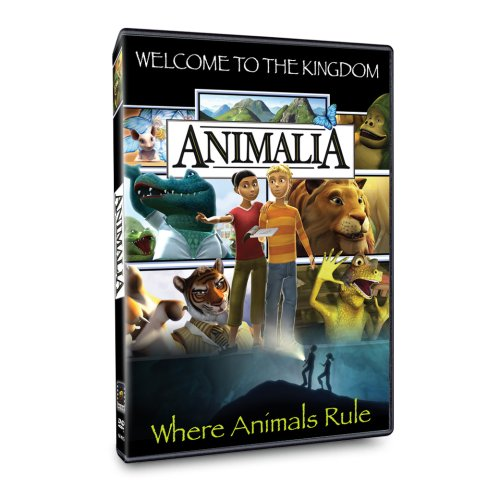 Image 0 of Animalia: Welcome To The Kingdom Standard Def On DVD With Christopher Hobbs