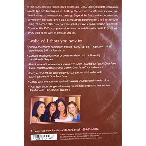 Image 0 of Quick Start To Bare Beauty How To Guide bareMinerals 2007 On DVD With