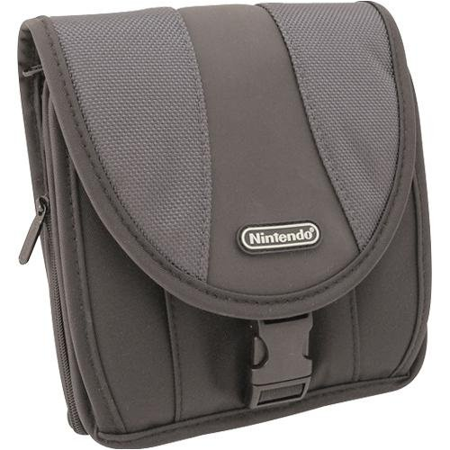 ALS Industries NDS-N15-BLACK Nintendo DS Game And Accessory Case Black