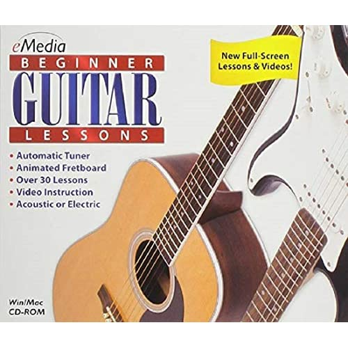 Image 0 of Emedia Beginner Bass Lessons PC / MAC