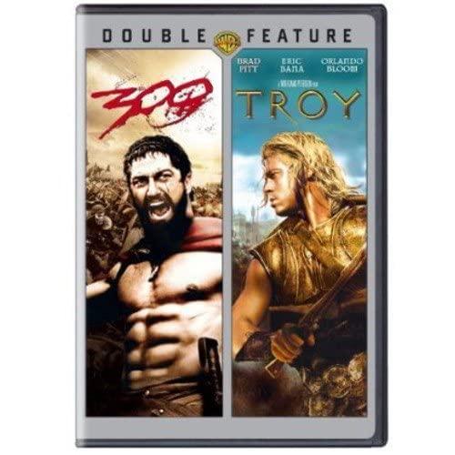 Image 0 of 300 / Troy DVD Dbfe On DVD