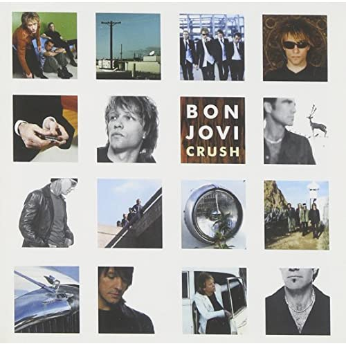 Image 0 of Crush By Bon Jovi On Audio CD Album 2000