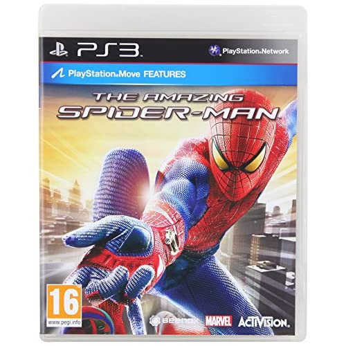 Amazing Spider-Man For PlayStation 3 PS3
