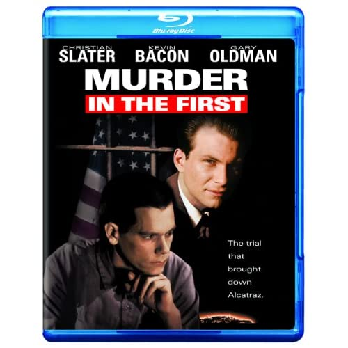 Image 0 of Murder In The First Blu-Ray On Blu-Ray With Stephen Tobolowsky Drama