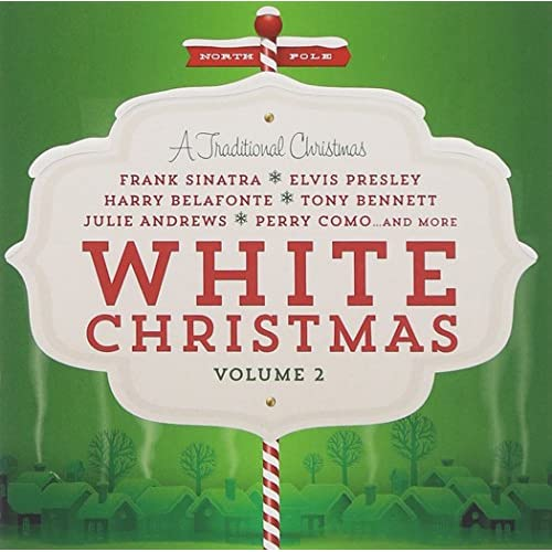 Image 0 of A Traditional White Christmas Volume 2 By Compilation Of Christmas Music Compose