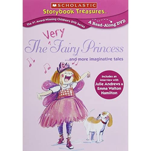 Image 0 of Very Fairy Princess & More Imaginative Tales On DVD