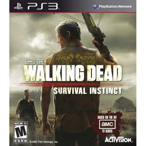 The Walking Dead: Survival Instinct For PlayStation 3 PS3