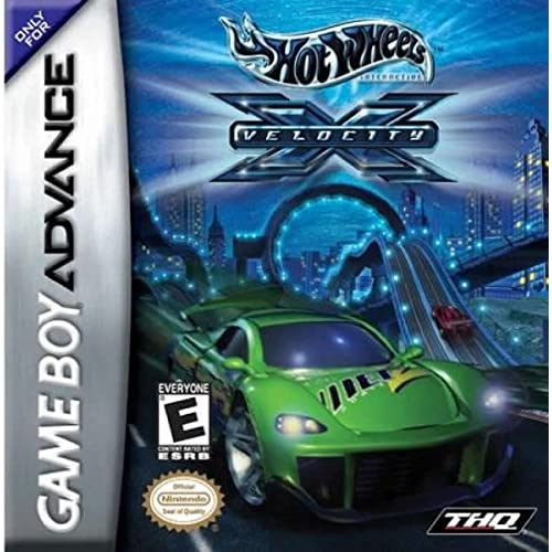 Image 0 of Hot Wheels: Velocity X For GBA Gameboy Advance
