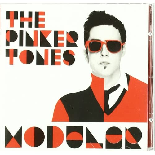 Image 0 of Modular By The Pinker Tones On Audio CD Rock