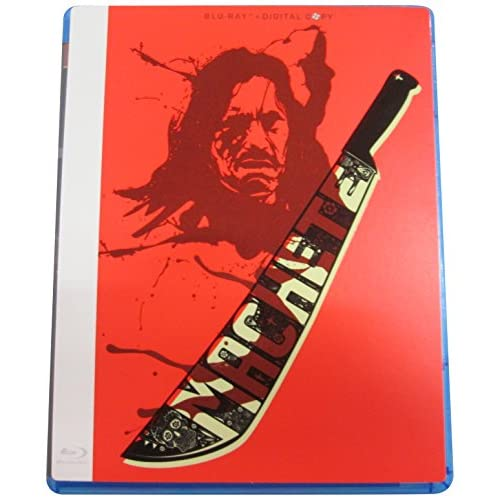 Image 0 of Machete Blu-Ray On Blu-Ray With Danny Trejo