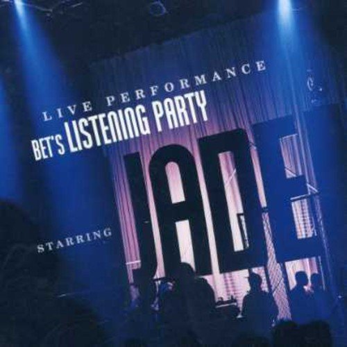 Image 0 of BET's Listening Party Staring Jade Live Performance By Jade On Audio CD Album 20
