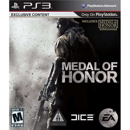 Medal Of Honor For PlayStation 3 PS3 Shooter