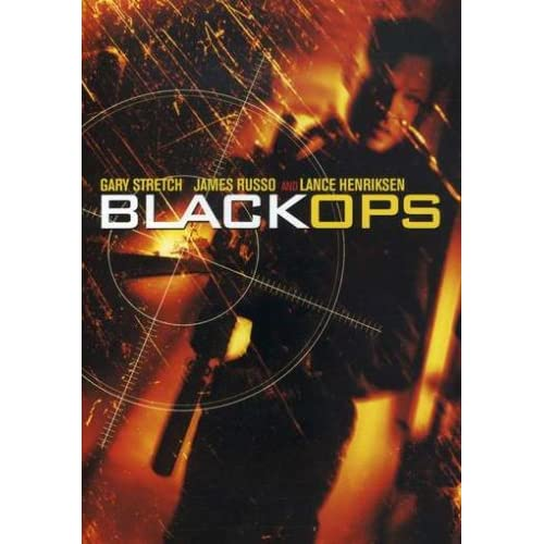 Image 0 of Black Ops On DVD With Jim Hanks