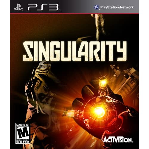 Image 0 of Singularity For PlayStation 3 PS3 Shooter