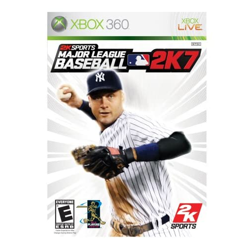 Major League Baseball 2K7 Xbox 360