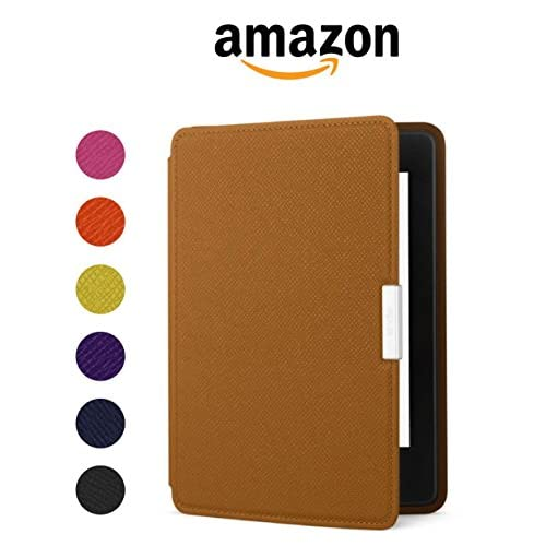 Amazon Kindle Paperwhite Case Lightest And Thinnest Protective Genuine Leather C