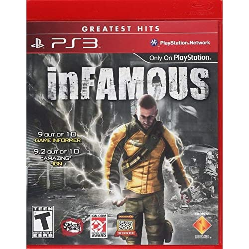 Image 0 of Infamous Renewed For PlayStation 3