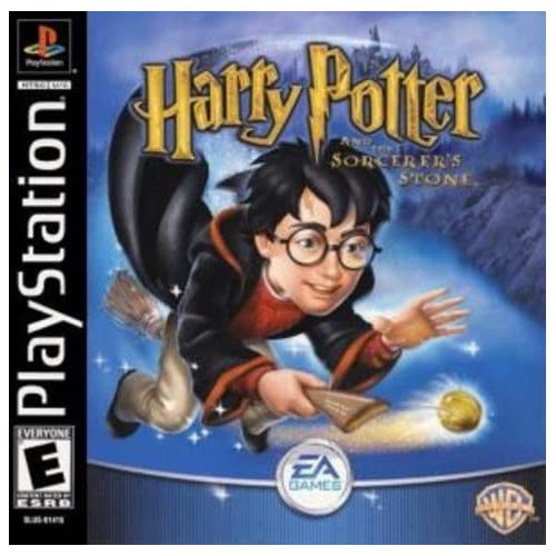 Image 0 of Harry Potter And The Sorcerer's Stone For PlayStation 1 PS1
