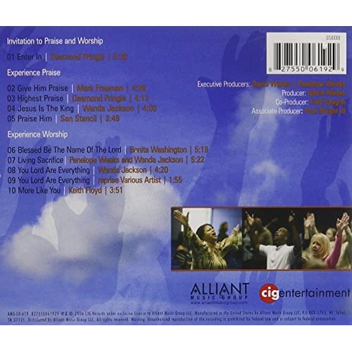 Image 2 of Called 2 Worship On Audio CD Album 2006