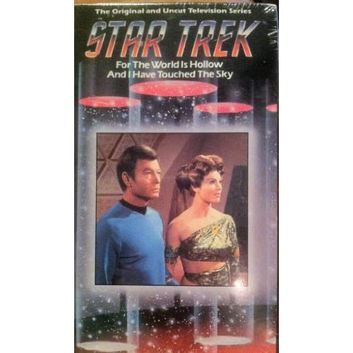 Image 0 of The Original And Uncut Television Series Star Trek For The World Is Hollow And I
