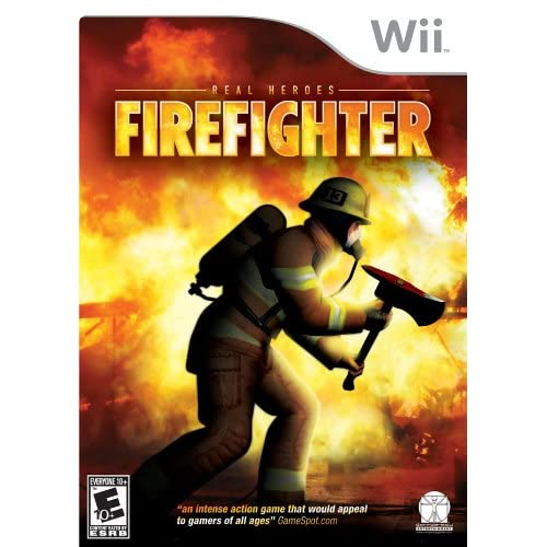 Image 0 of Real Heroes: Firefighter For Wii And Wii U